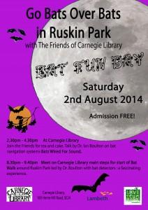 Bat Poster 2014