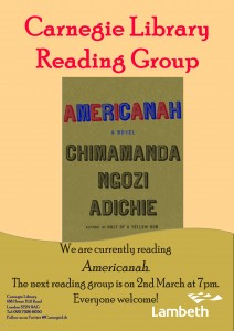March Book Group
